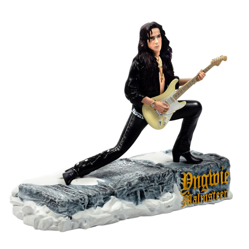 Yngwie Malmsteen Collectible 2018 KnuckleBonz Rock Iconz Statue