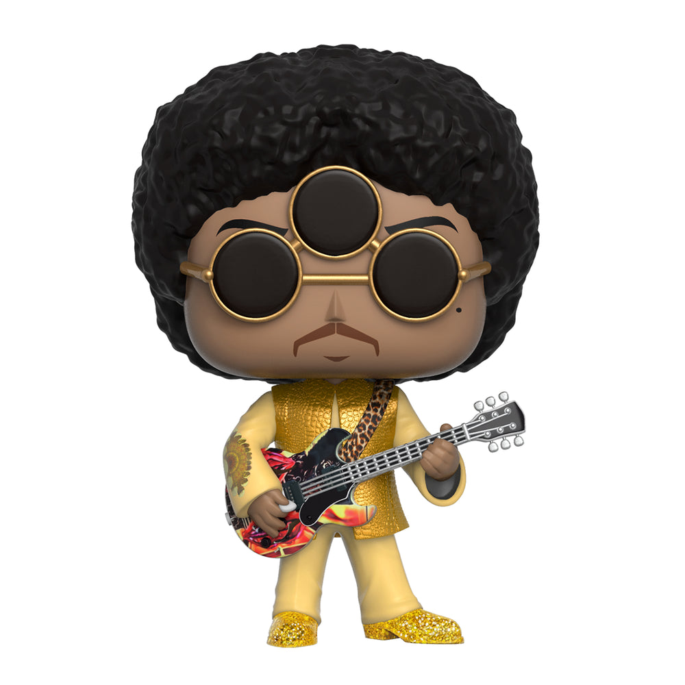 Prince Collectibles: 2018 Handpicked Funko Pop! Rocks Vinyl Figure Set of 3