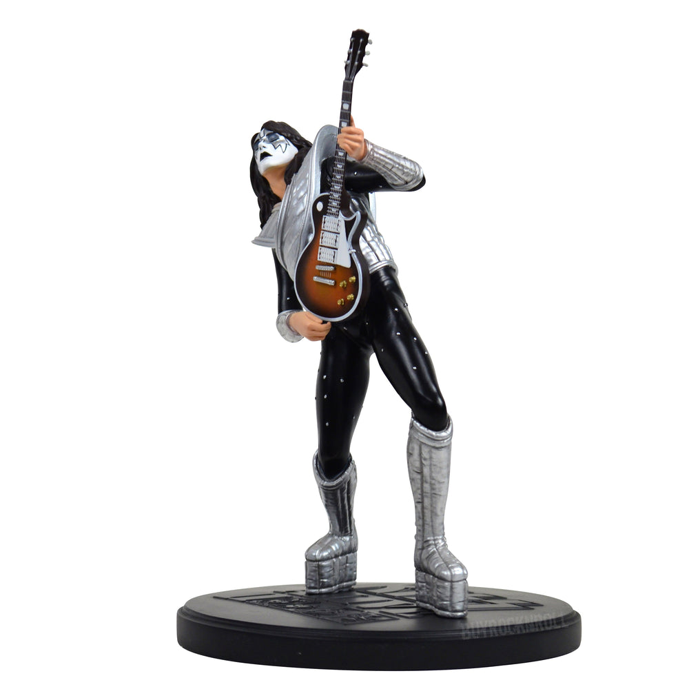 KISS Collectible 2016 KnuckleBonz Rock Iconz Alive II Ace Frehley Statue #255