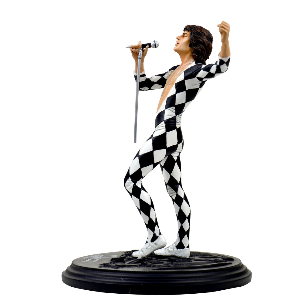 Queen Collectible: 2007 KnuckleBonz Rock Iconz Freddie Mercury Statue #1286/3000