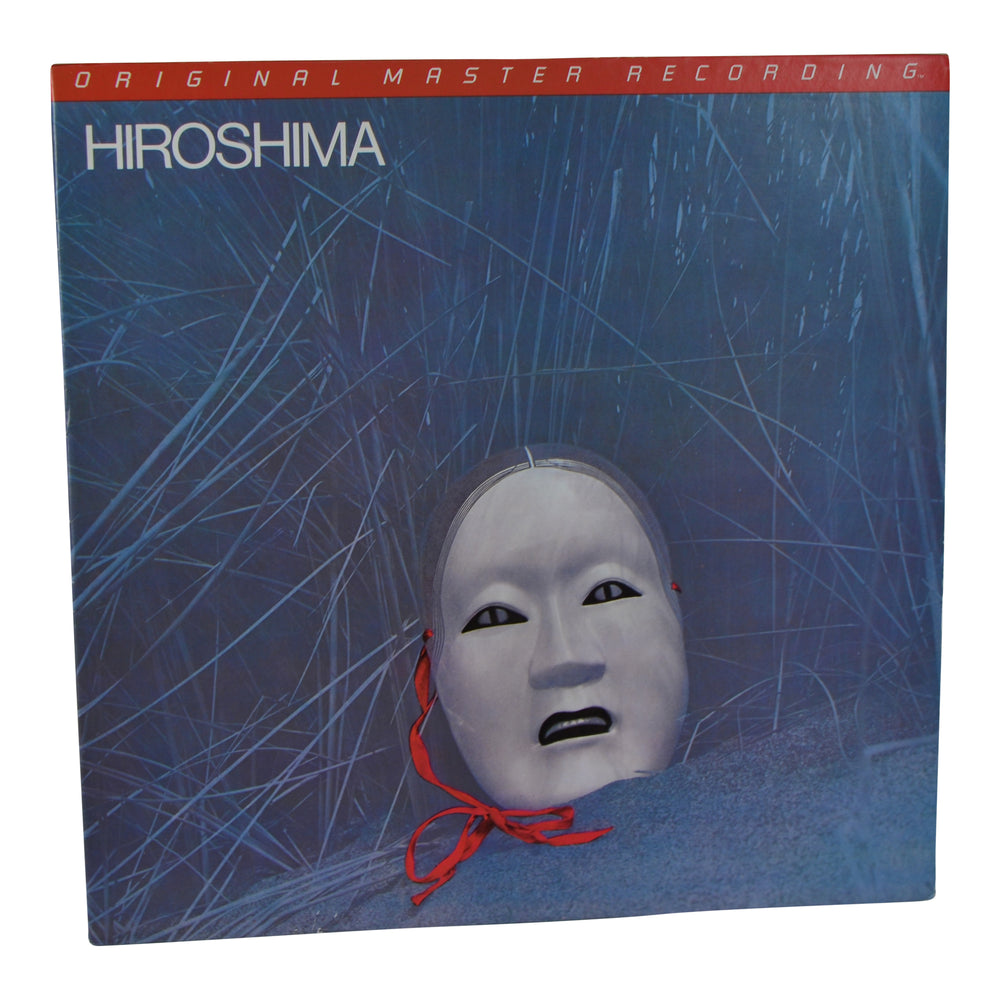 MFSL Collectors: 1979 Mobile Fidelity Hiroshima LP #1-525