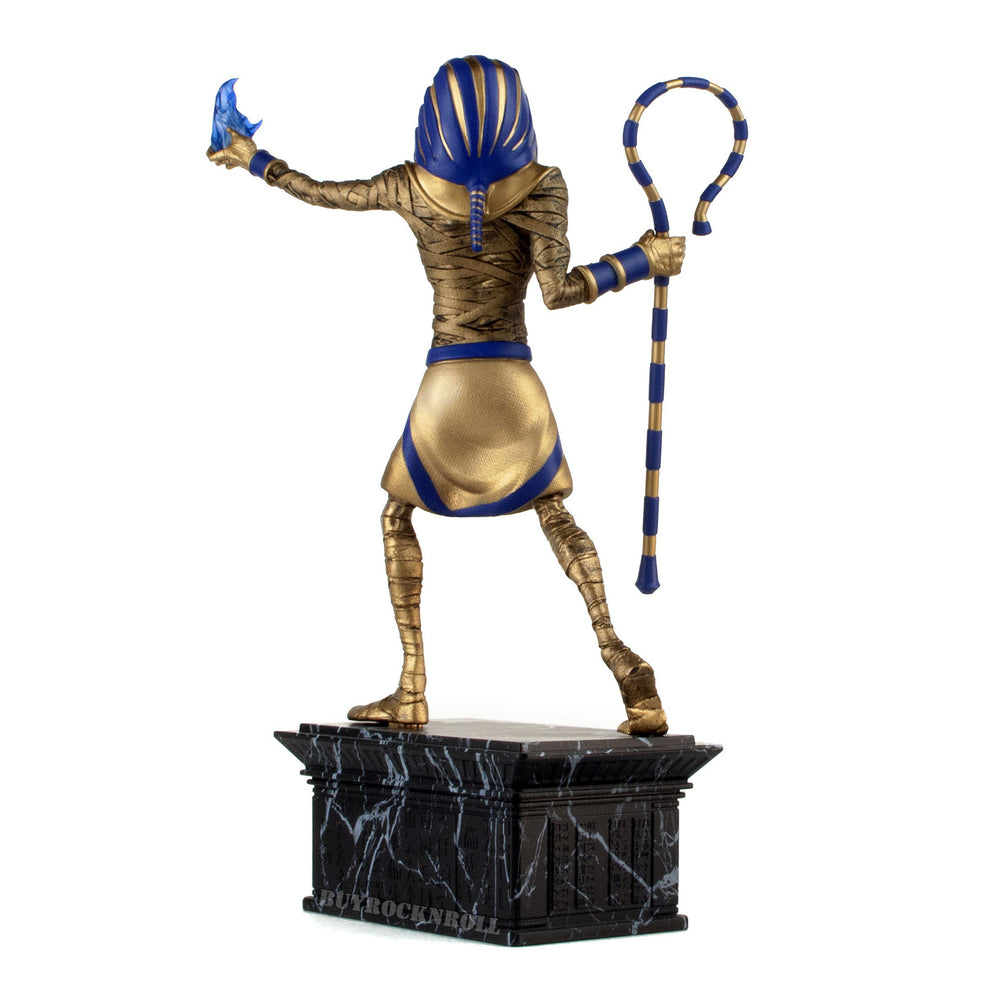Iron Maiden Collectible 2018 Incendium Legacy of Beast Golden Idol Pharaoh Statue