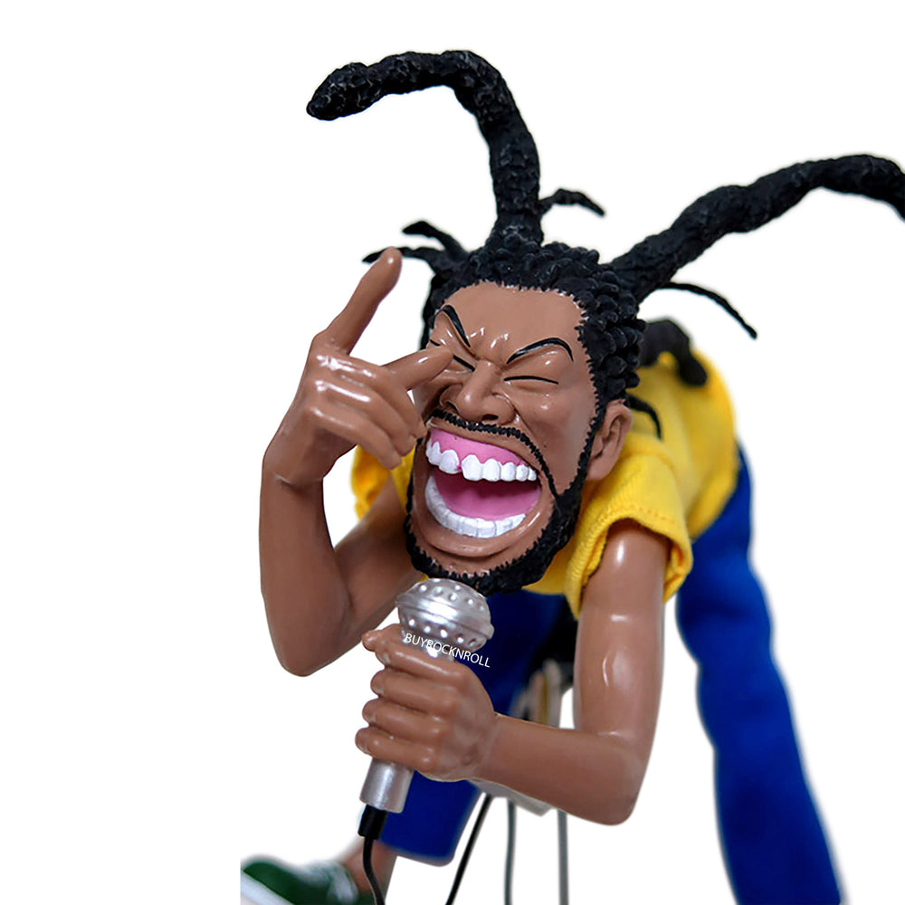 Bad Brains Collectible 2017 PressPop H.R. Paul D Hudson Ltd Ed Statuette Figure