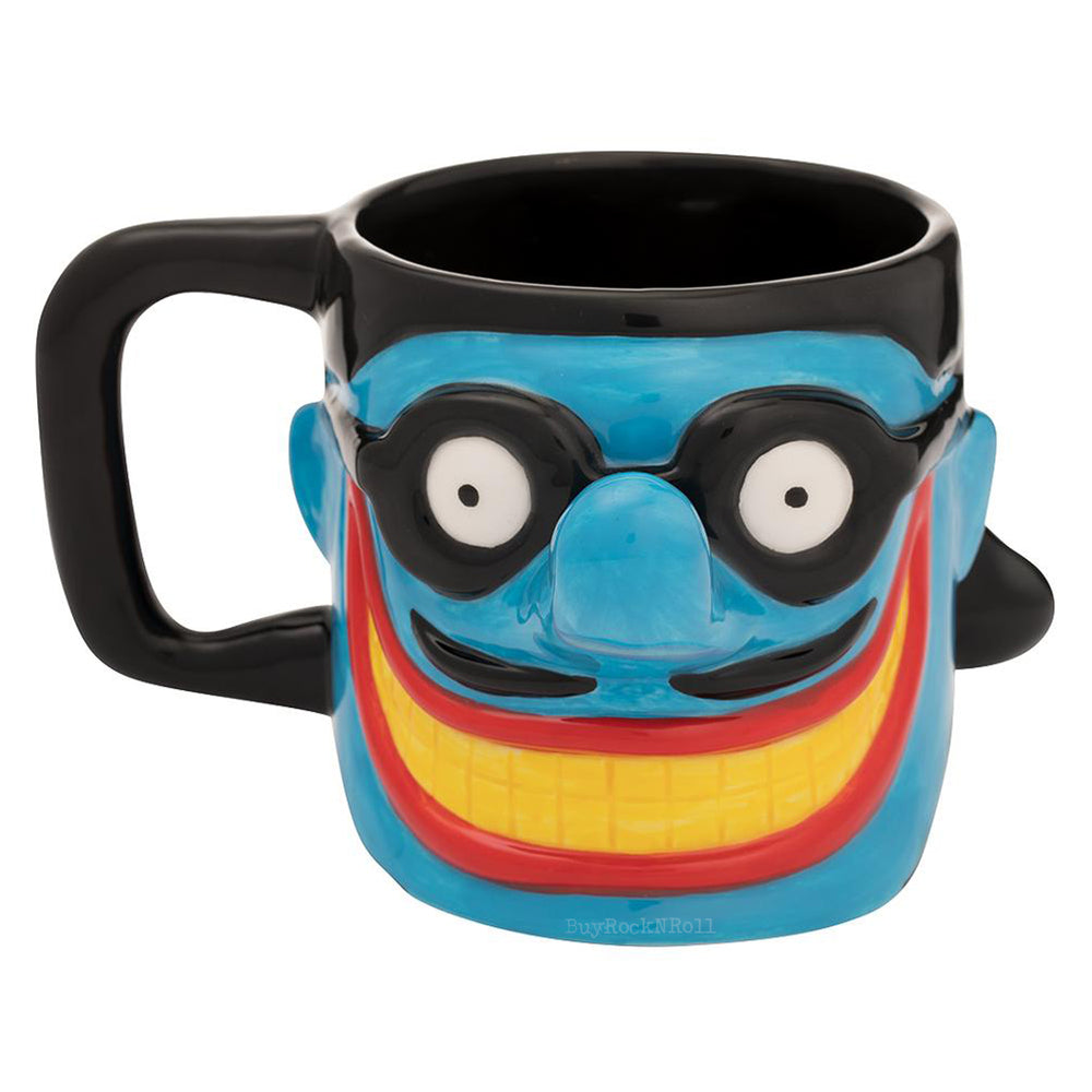 Beatles 2018 Vandor Yellow Submarine Blue Meanie Limited Edition Sculpted Mug