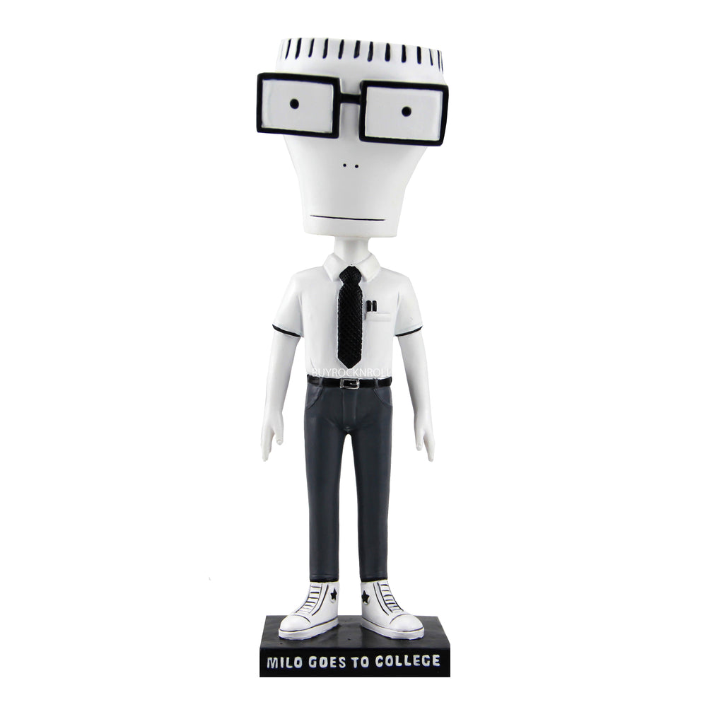 Descendents Collectible Aggronautix Milo Goes To College Throbblehead
