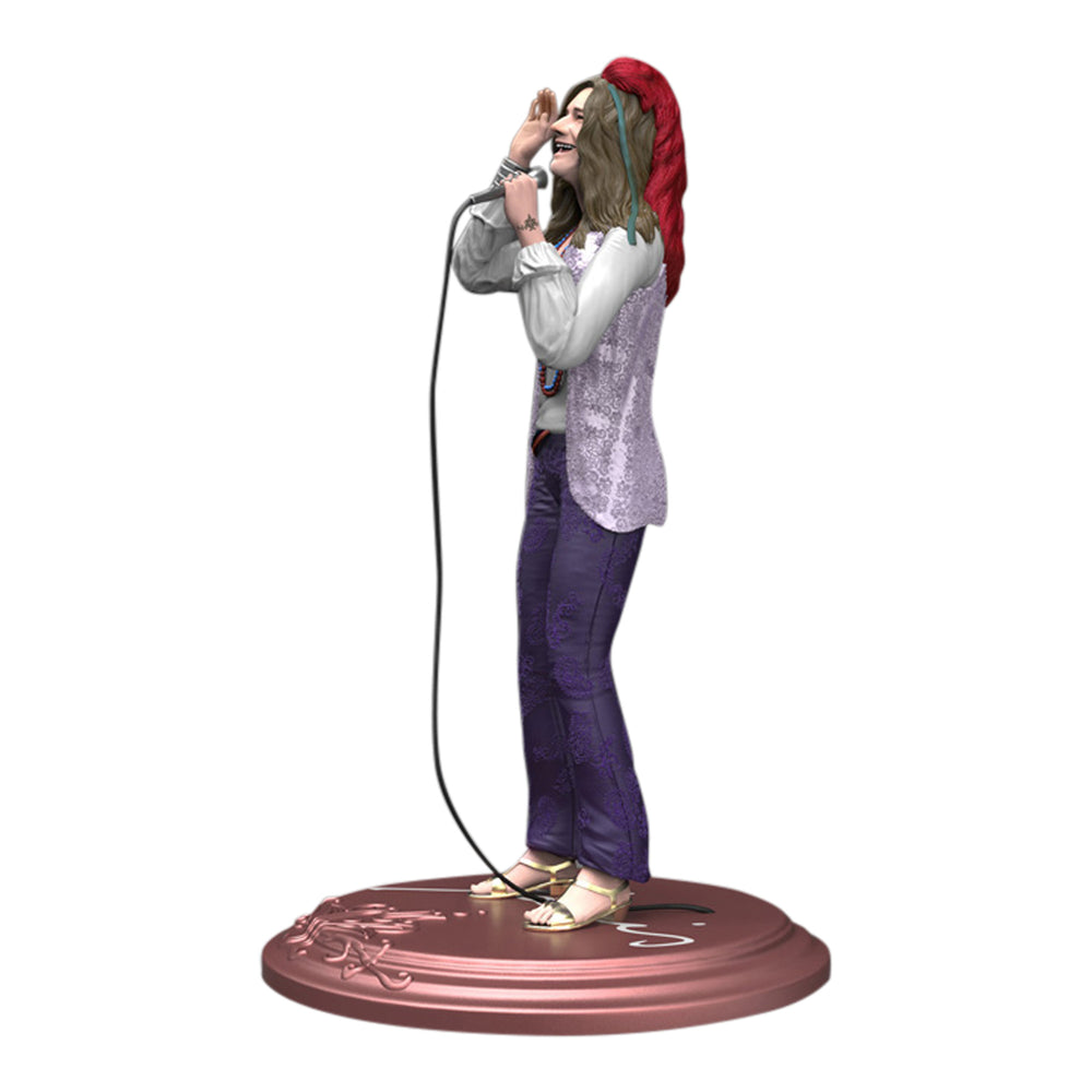 Janis Joplin Collectible 2018 KnuckleBonz Rock Iconz First Lady of Rock Statue