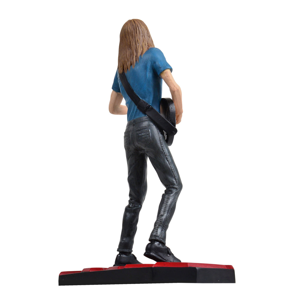 AC/DC 2006 Knucklebonz Rock Iconz Guitar Hero Malcolm Young Statue Figure