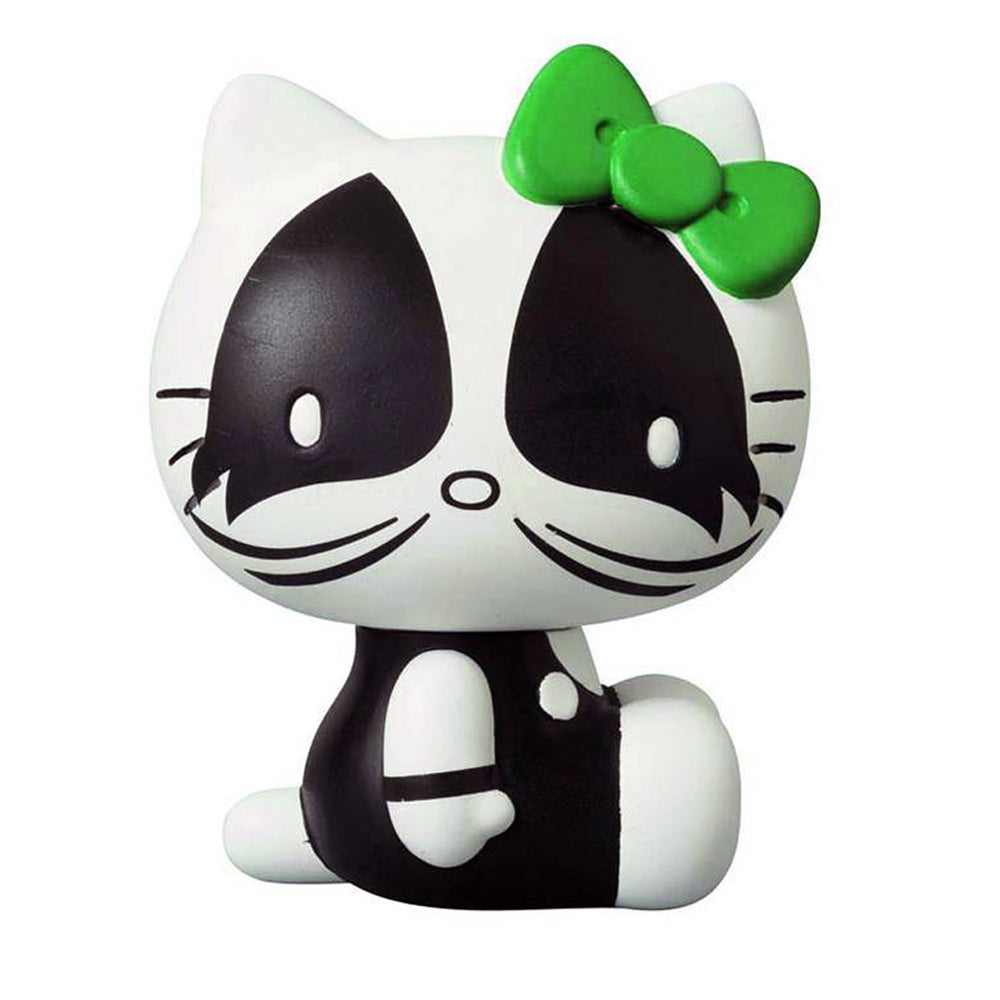 "KISS 2013 Medicom Toy Sanrio Hello Kitty Collectible 3.8"" Vinyl Doll Figure Set"
