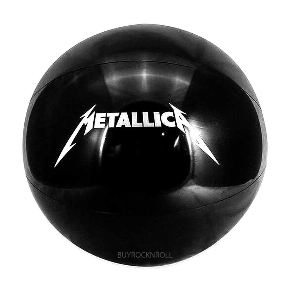 Metallica Collectible Concert Logo Beach Ball That Dropped at The End ff Show