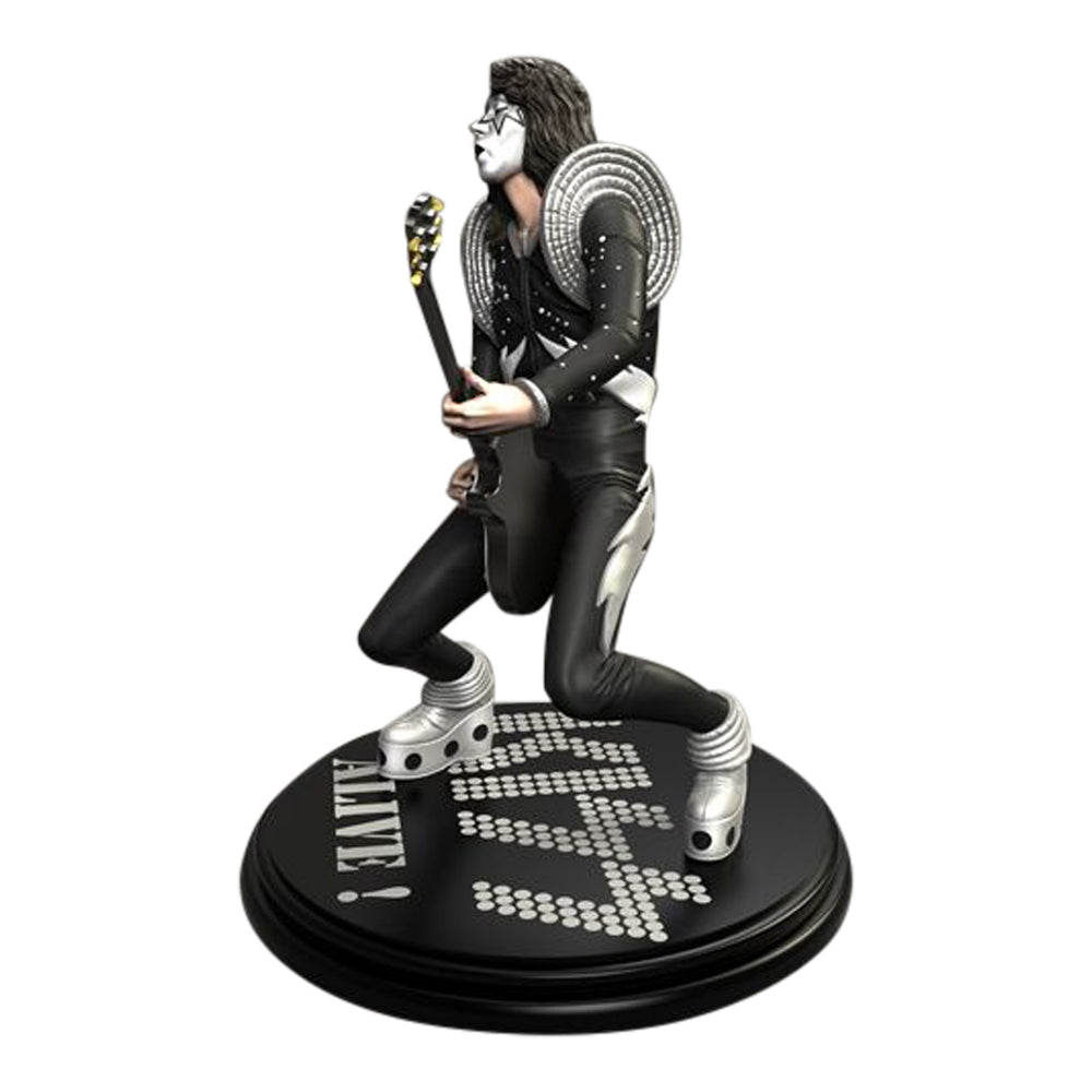 KISS Collectible: 2018 KnuckleBonz Rock Iconz Alive Ace Frehley Statue
