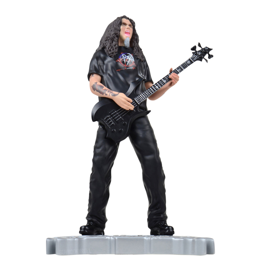 KnuckleBonz Vault: 2015 Slayer Tom Araya Rock Iconz Artist Proof Statue #1/1 SOLD!