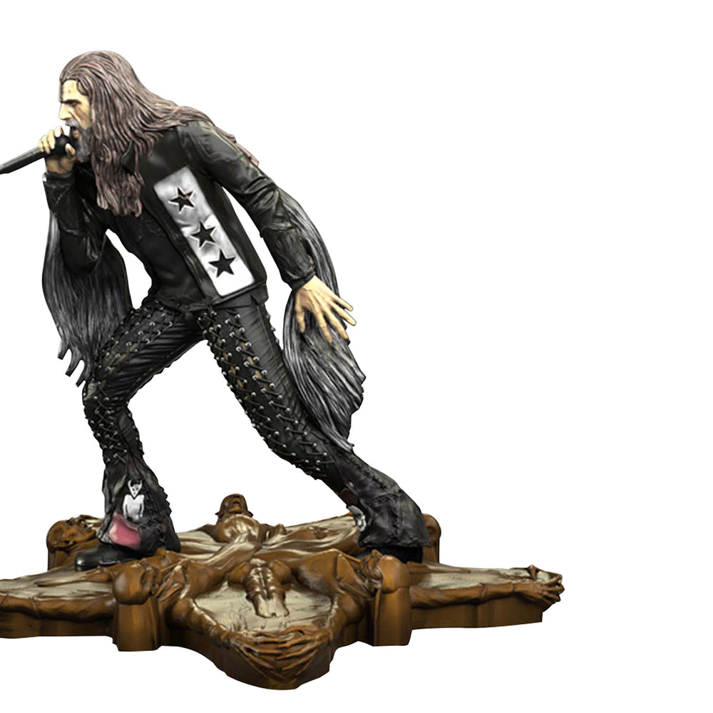 Rob Zombie Collectible 2019 KnuckleBonz Rock Iconz Statue