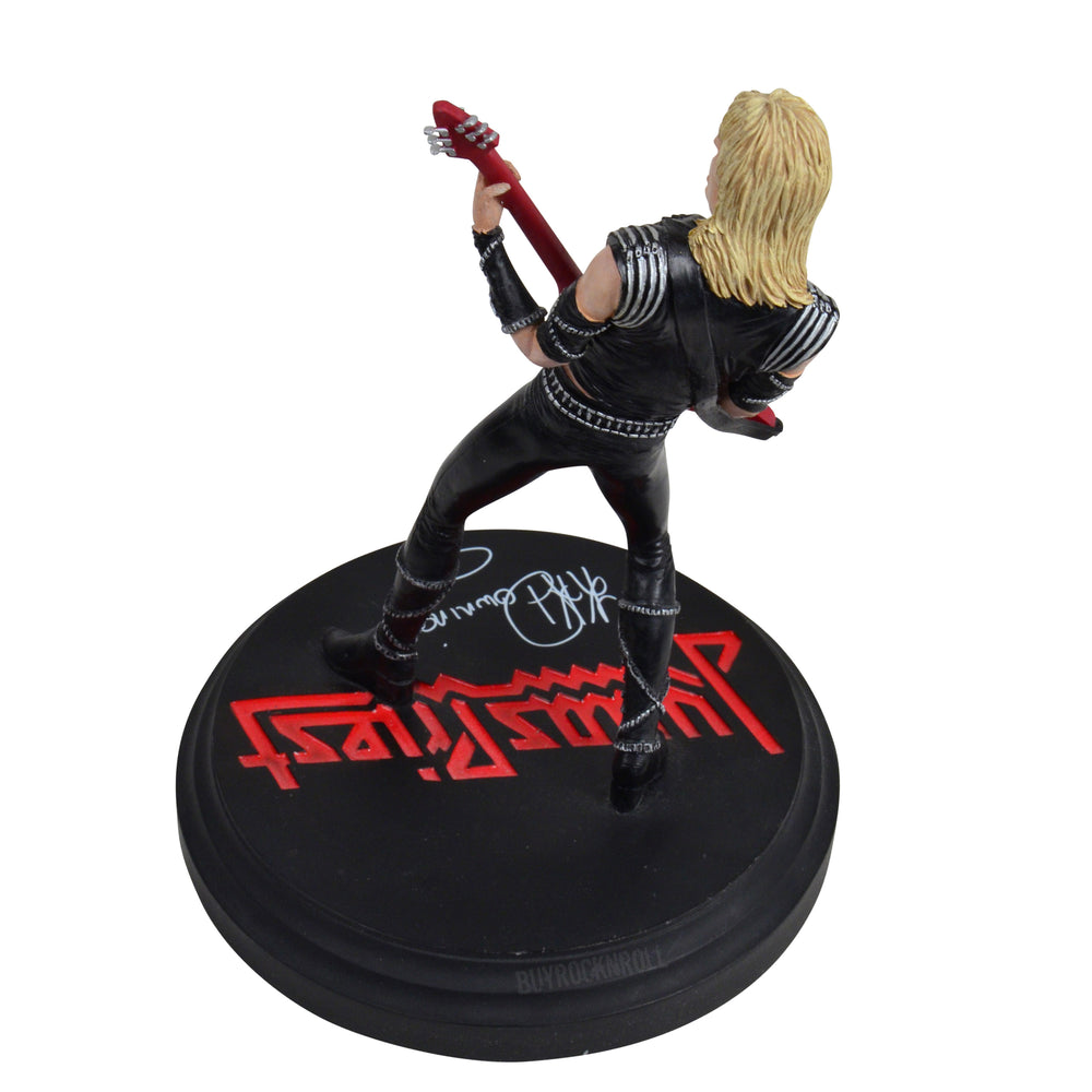 Judas Priest Collectible: 2007 KnuckleBonz Rock Iconz KK Downing Statue SOLD OUT!