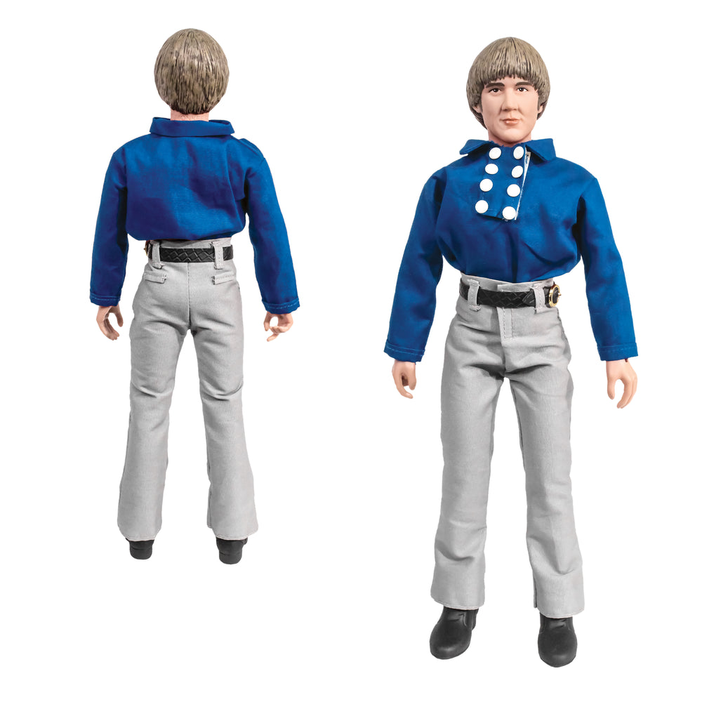 "The Monkees Collectibles: 2016 Figures Toy Company Retro Blue Suit 12"" Doll Set"
