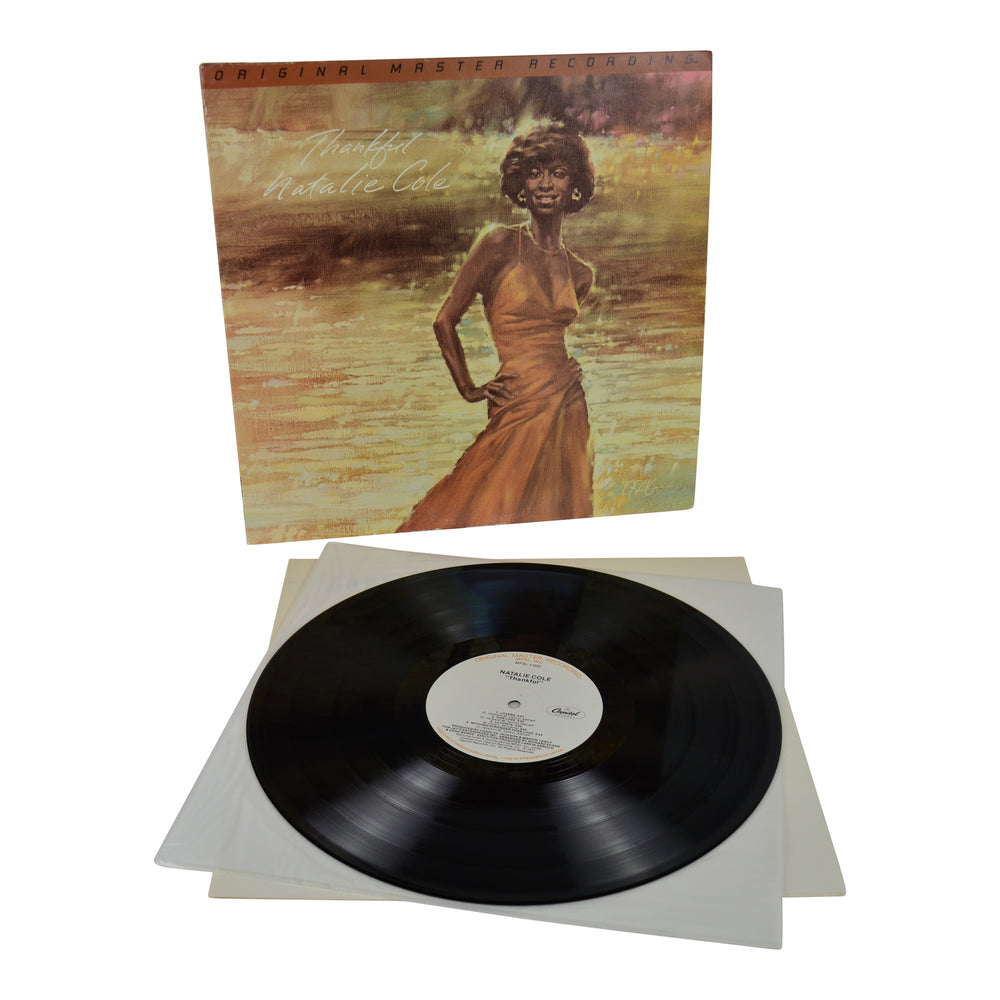 MFSL Collectors: 1980 Mobile Fidelity Natalie Cole Thankful LP #1-032