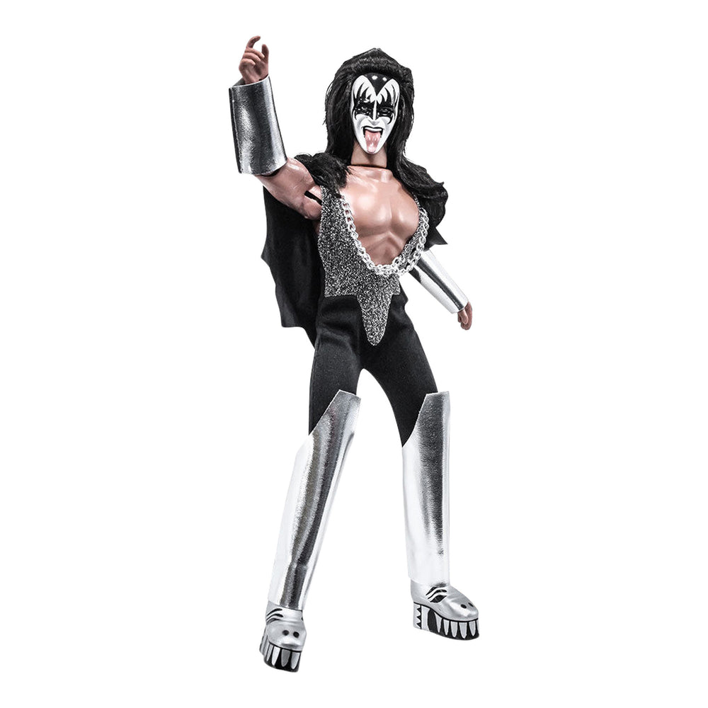 "KISS Collectible: 2011 Figures Toy Company Love G Series 1 Demon 12"" Retro Doll"