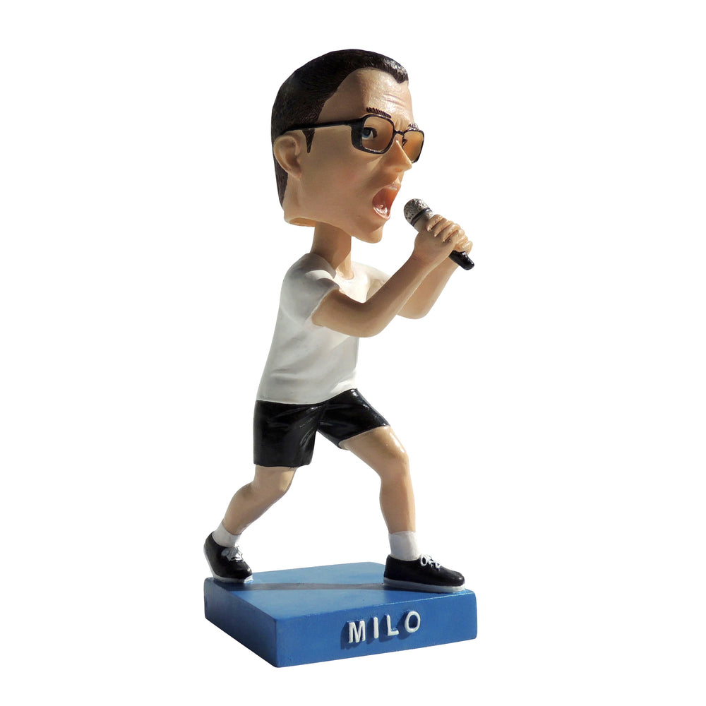 Descendents Collectible 2017 Aggronautix Limited Edition Milo Mini V1 Throbblehead