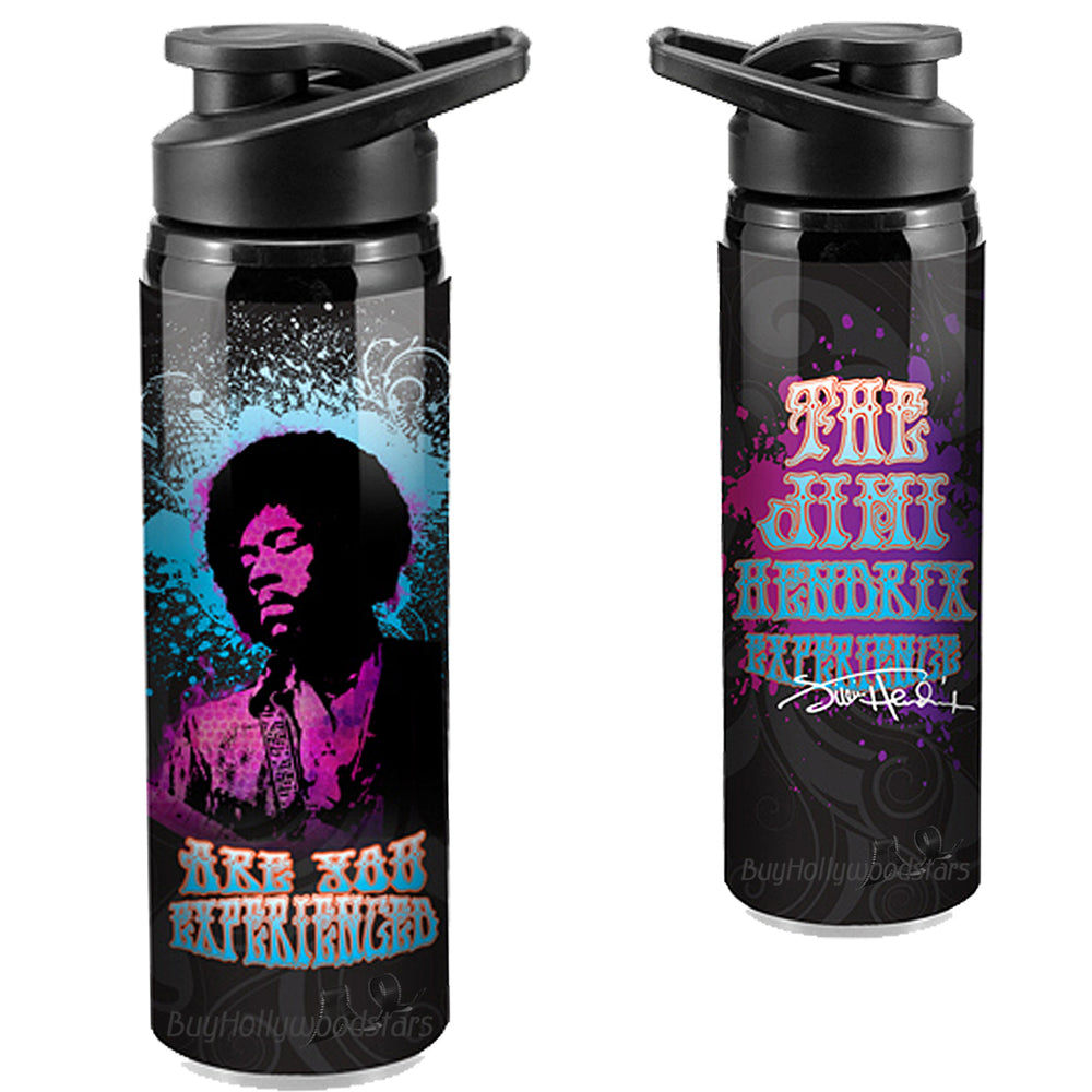 Jimi Hendrix Experience 2011 Vandor Purple Haze Stainless Steel Water Bottle