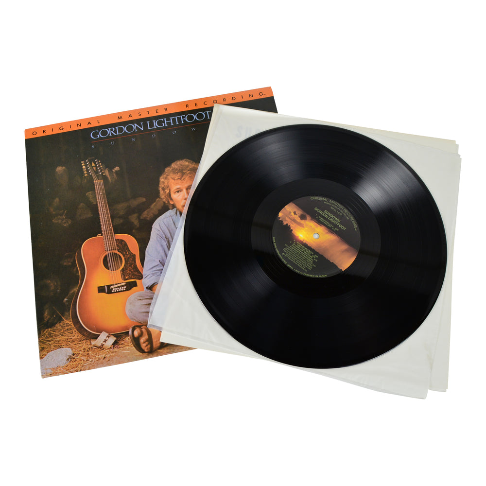 MFSL Collectors: 1979 Mobile Fidelity Gordon Lightfoot Sundown LP #1-018