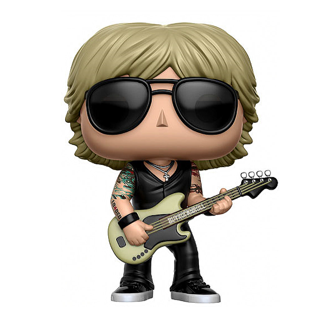 Guns N Roses Handpicked 2016 Funko Pop Axl Slash Duff Figure Set in Protector Displays