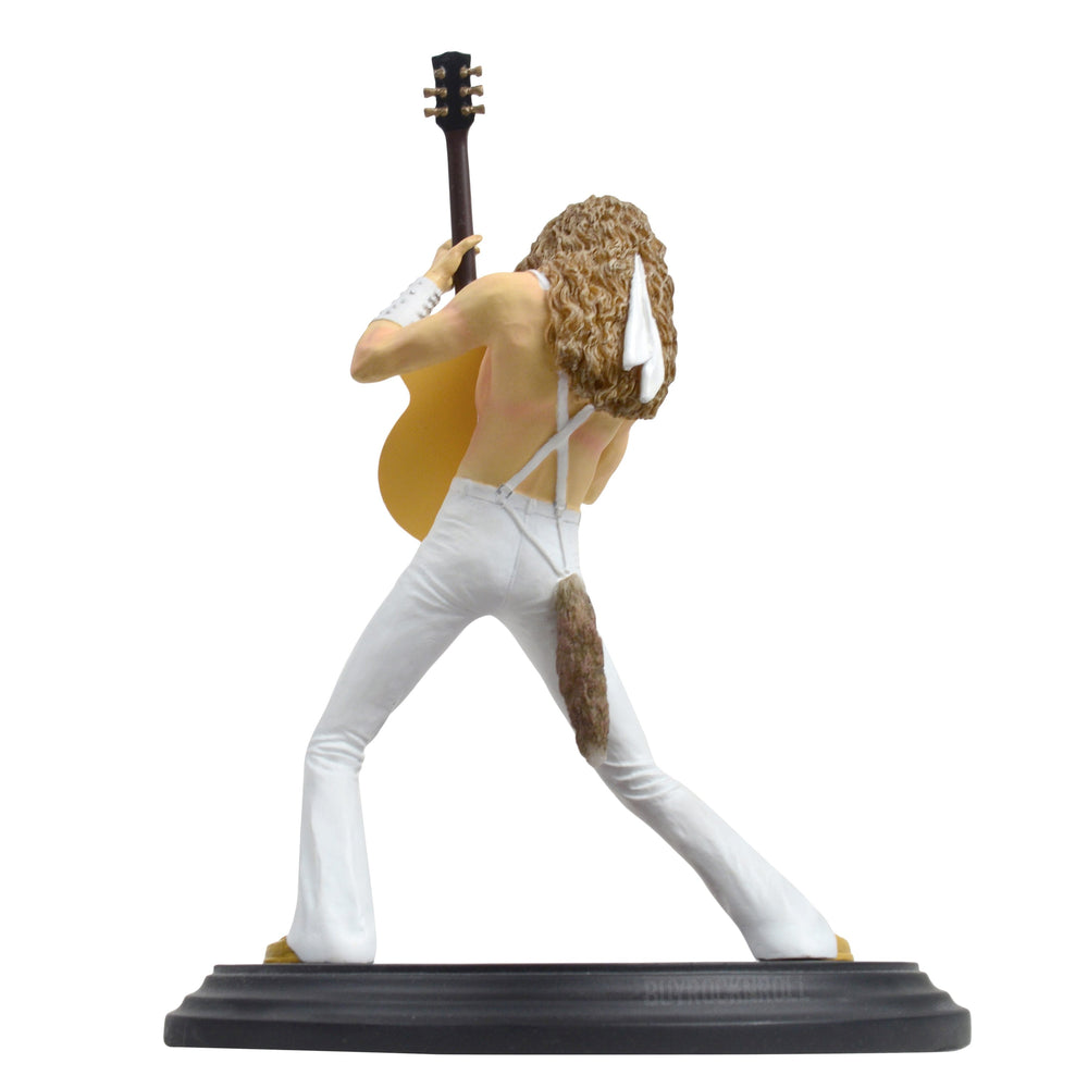 Ted Nugent Collectible: 2008 KnuckleBonz Rock Iconz Ted & Byrdland Gibson Guitar Statue