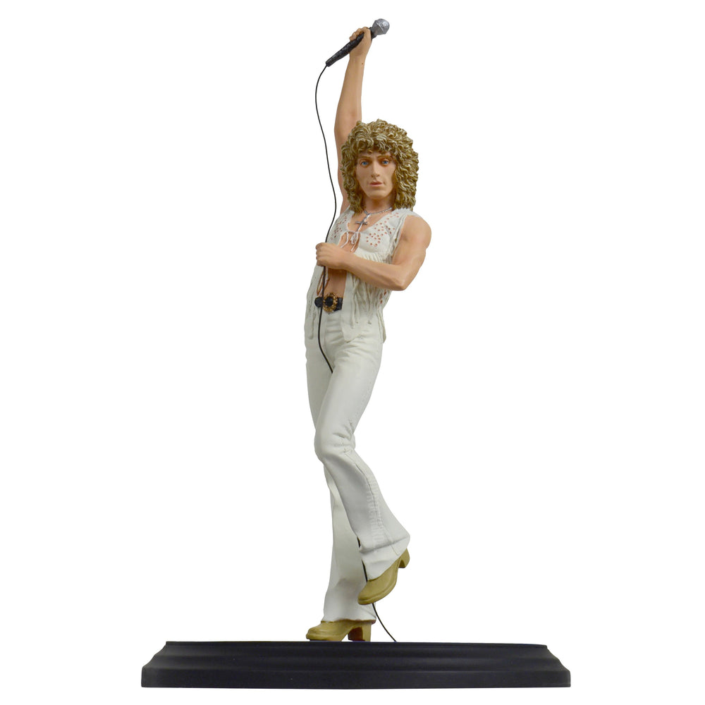 The Who Collectible: 2011 KnuckleBonz Rock Iconz 1970s Roger Daltrey Statue #452