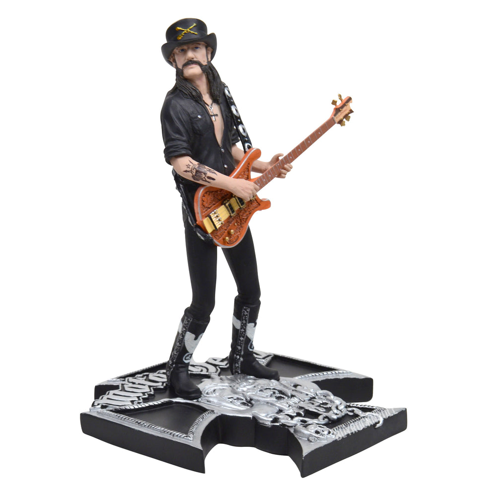 Motorhead 2013 Collectible KnuckleBonz Rock Iconz Lemmy Kilmister Statue