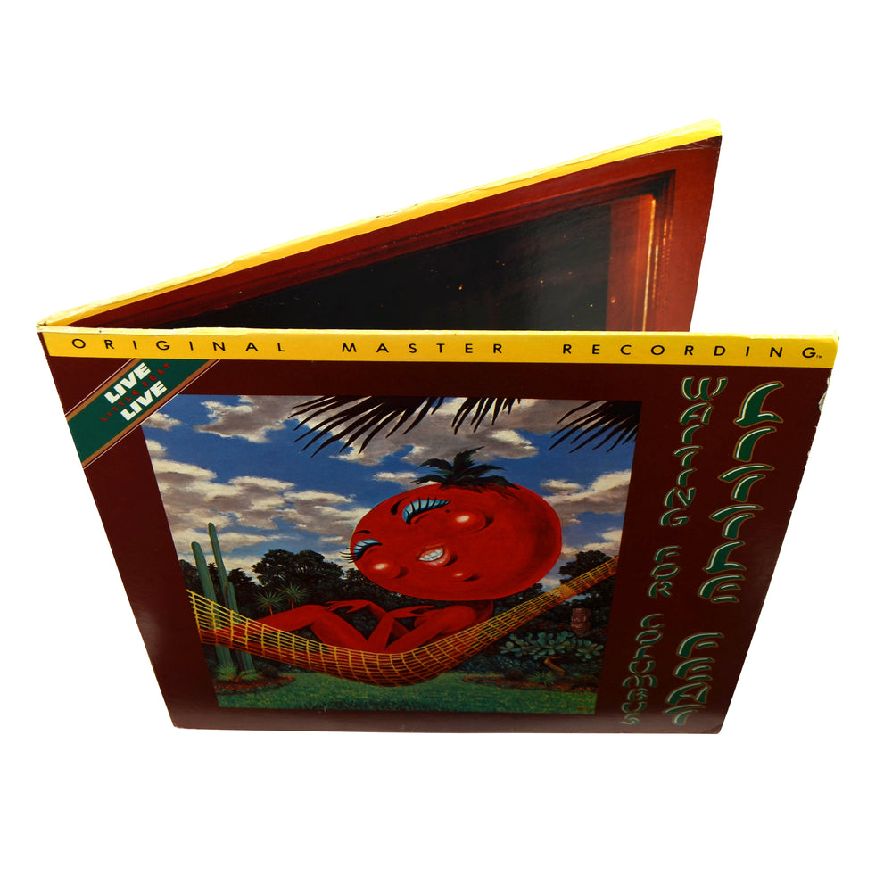 MFSL Collectors: 1978 Mobile Fidelity Little Feat Waiting For Columbus LP #2-013