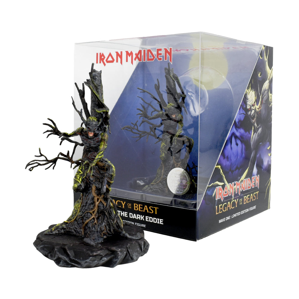 Iron Maiden 2019 Incendium Legacy of the Beast Fear of The Dark Eddie Figure