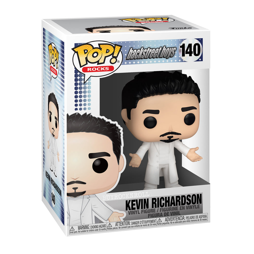 Backstreet Boys Collectible 2019 Handpicked 2020 Funko Pop! Rocks Set of 5 Figures