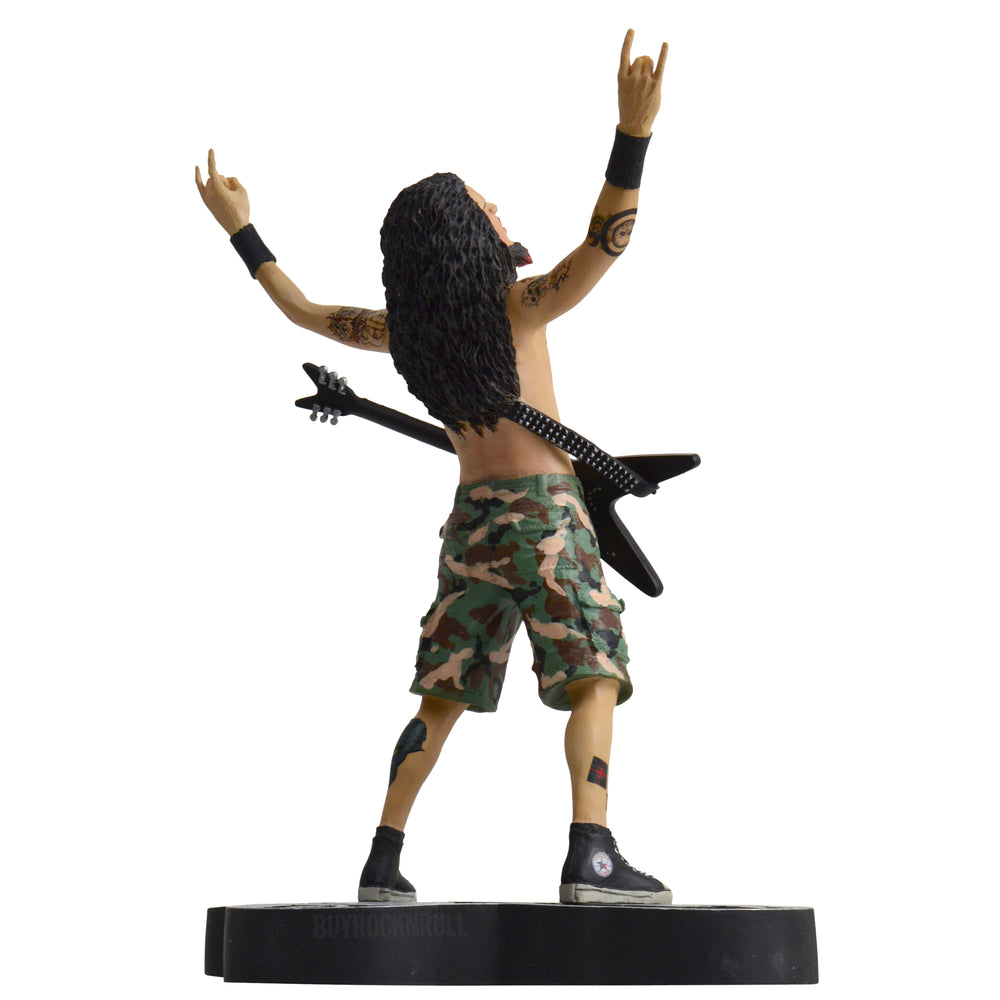 Pantera Collectible: 2007 KnuckleBonz Rock Iconz Dimebag Darrell II Statue