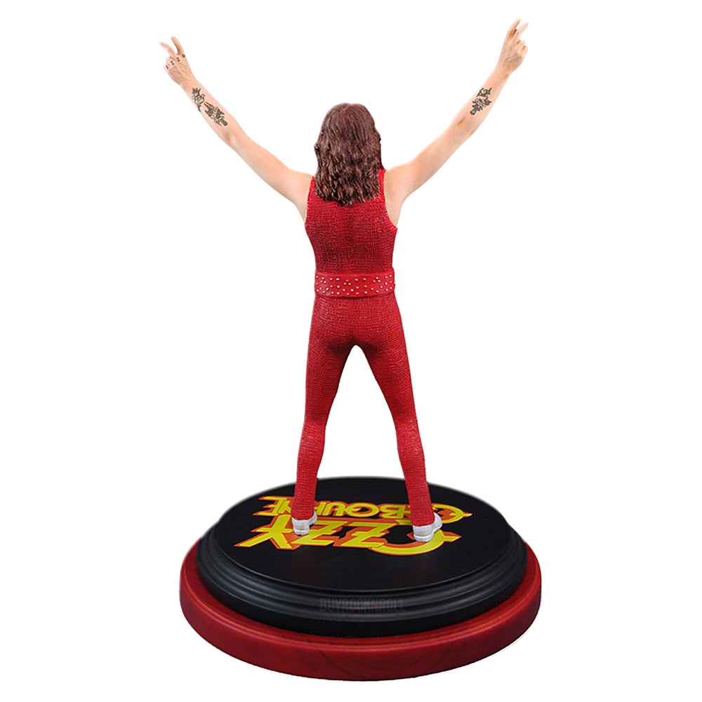 Black Sabbath Collectible 2009 KnuckleBonz Rock Iconz Ozzy Osbourne Statue #585