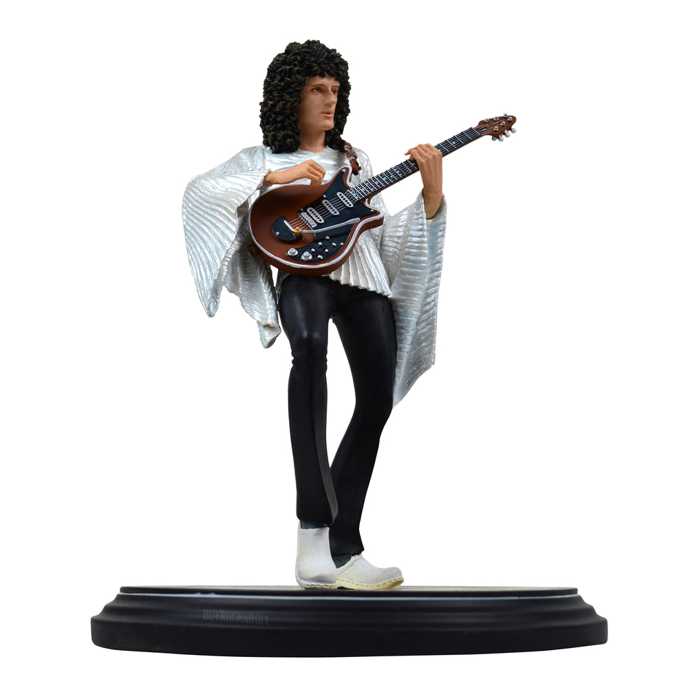 Queen Collectible: 2007 KnuckleBonz Rock Iconz Brian May Statue