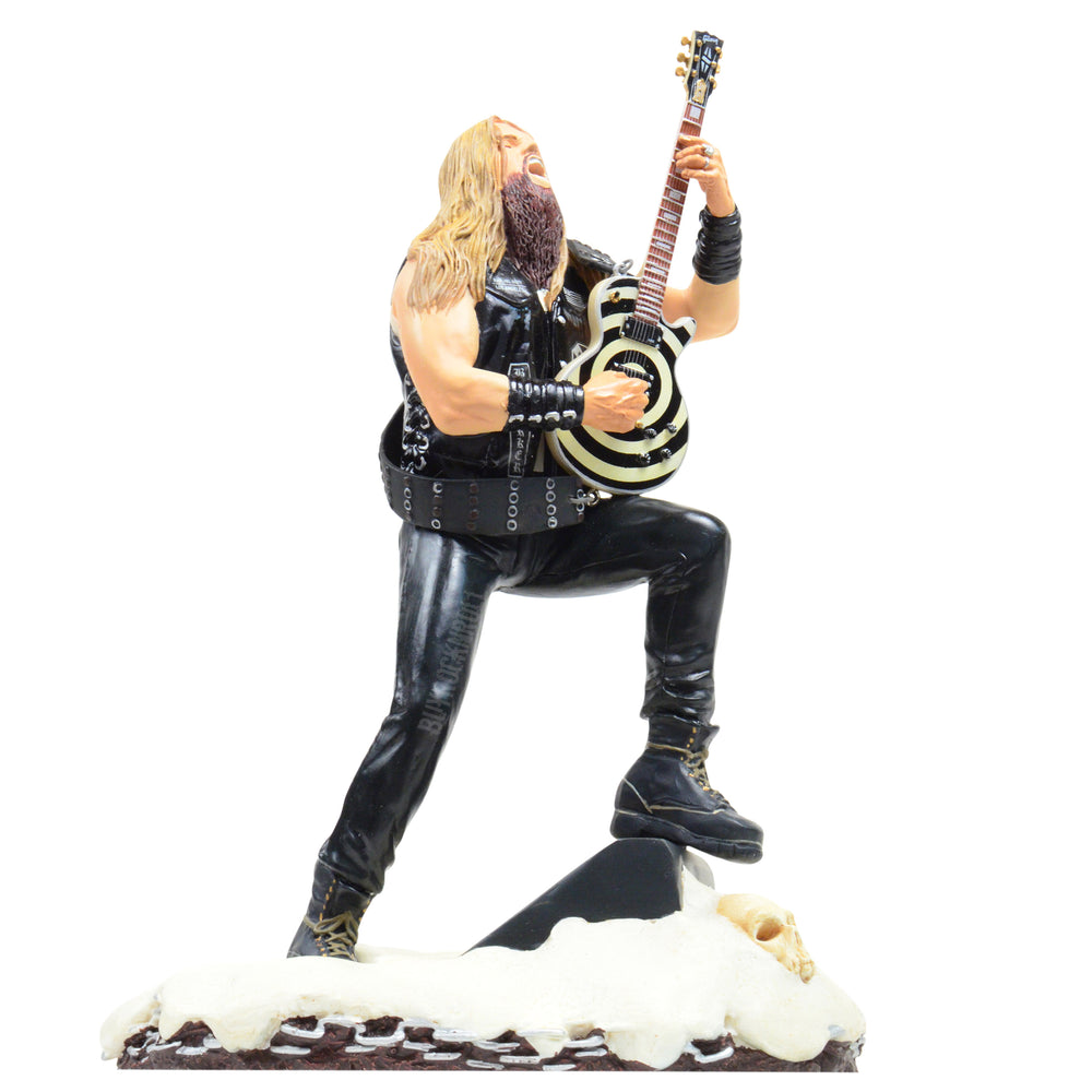 Zakk Wylde Collectible: 2005 KnuckleBonz Rock Iconz Guitar Hero Statue