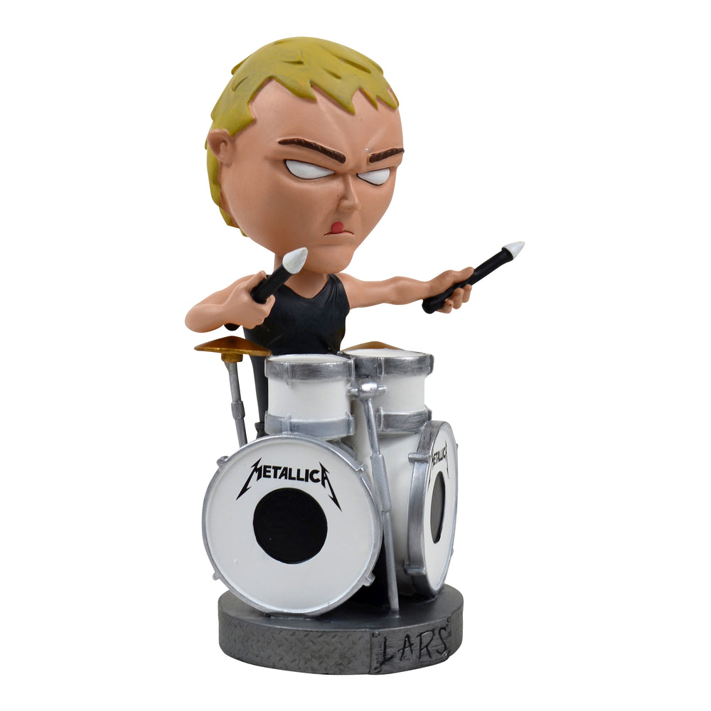 Metallica Collectible: 2003 SEG Stevenson Entertainment Group Lars Ulrich Bobble Head