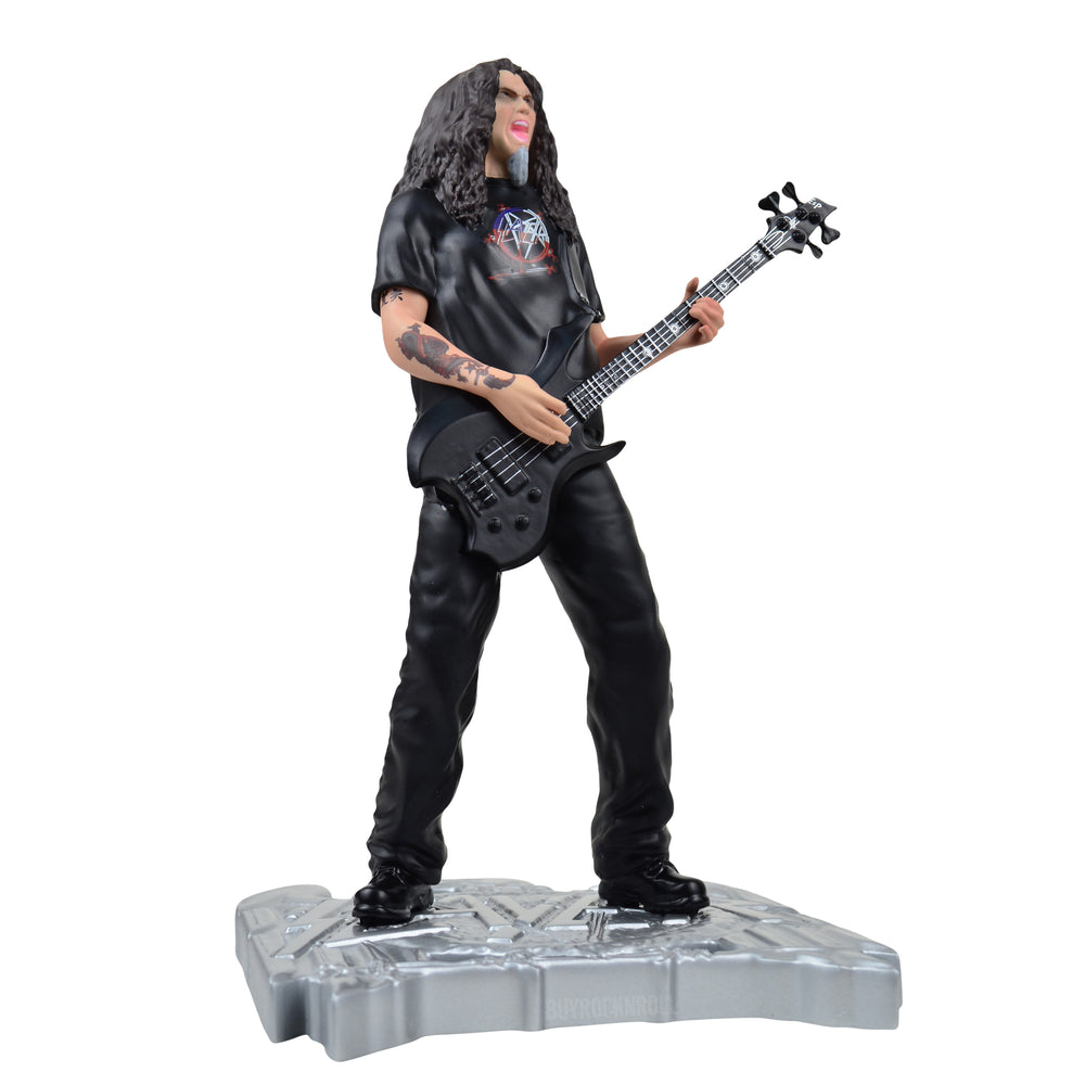 New! Slayer Collectible 2014 Knucklebonz Rock Iconz Tom Araya Statue #425/1000