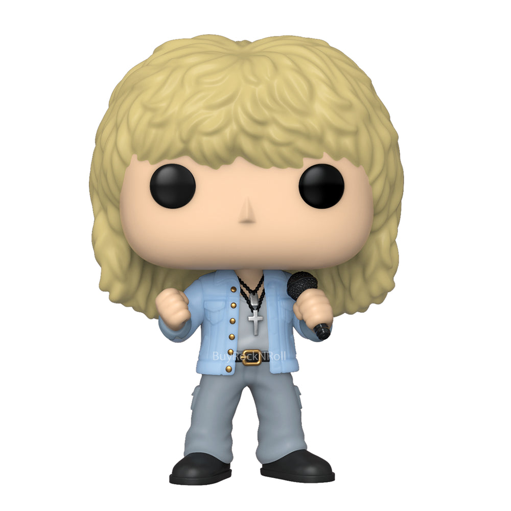 Def Leppard Collectible Handpicked 2020 Funko Pop! Rocks Set of 5 Figures
