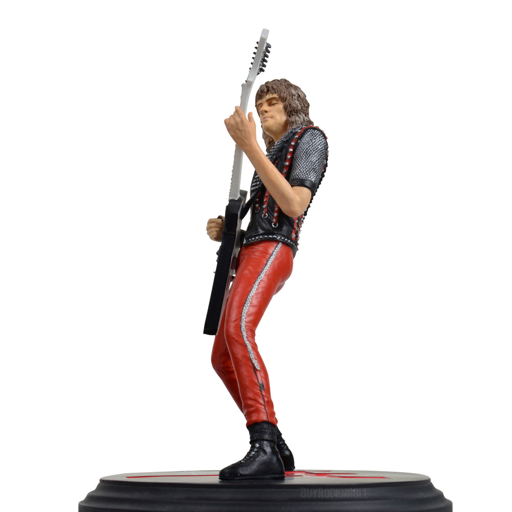 Judas Priest Collectible 2007 KnuckleBonz Rock Iconz Glenn Tipton Statue SOLD OUT!