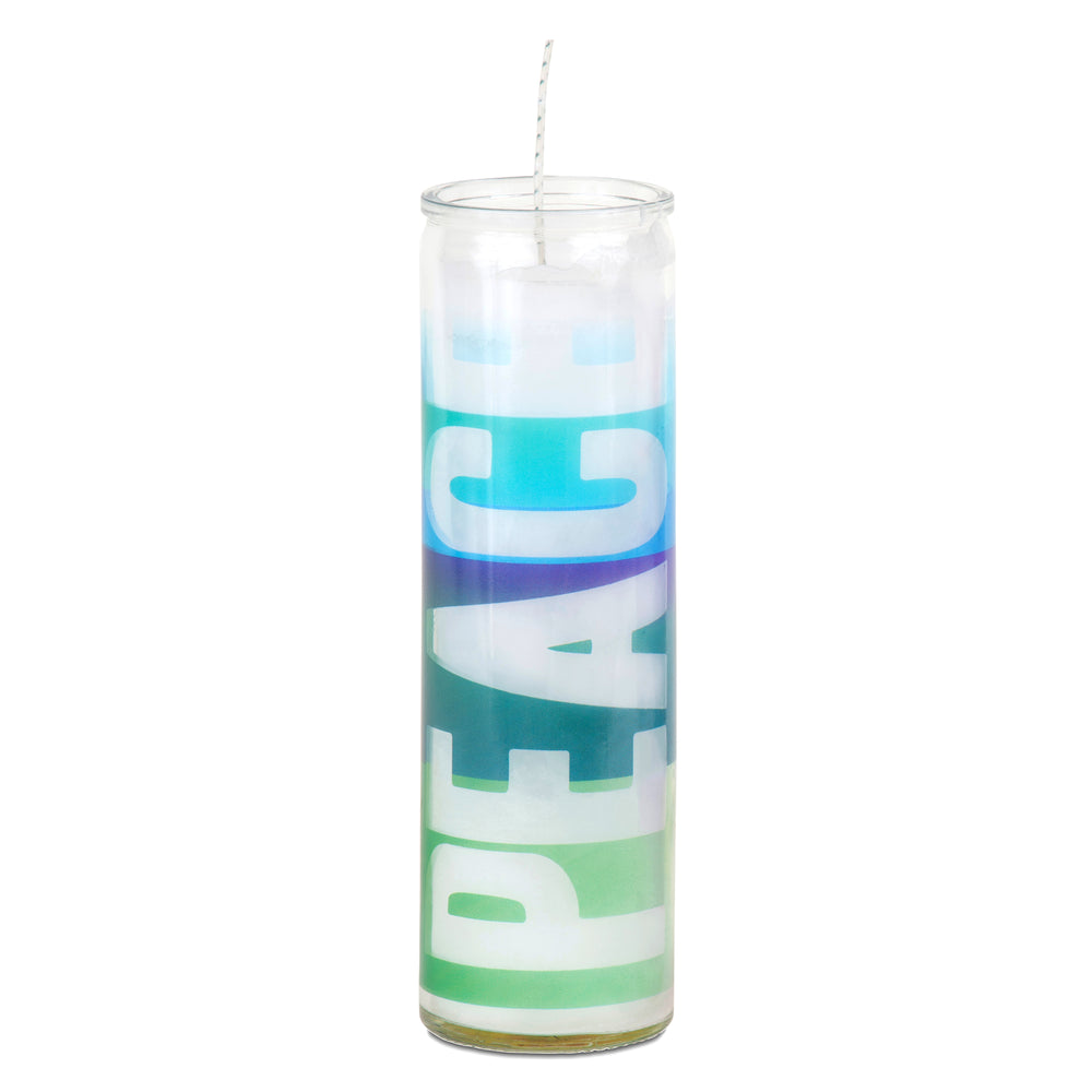 Peace Love & Happiness 7-day Candle Set
