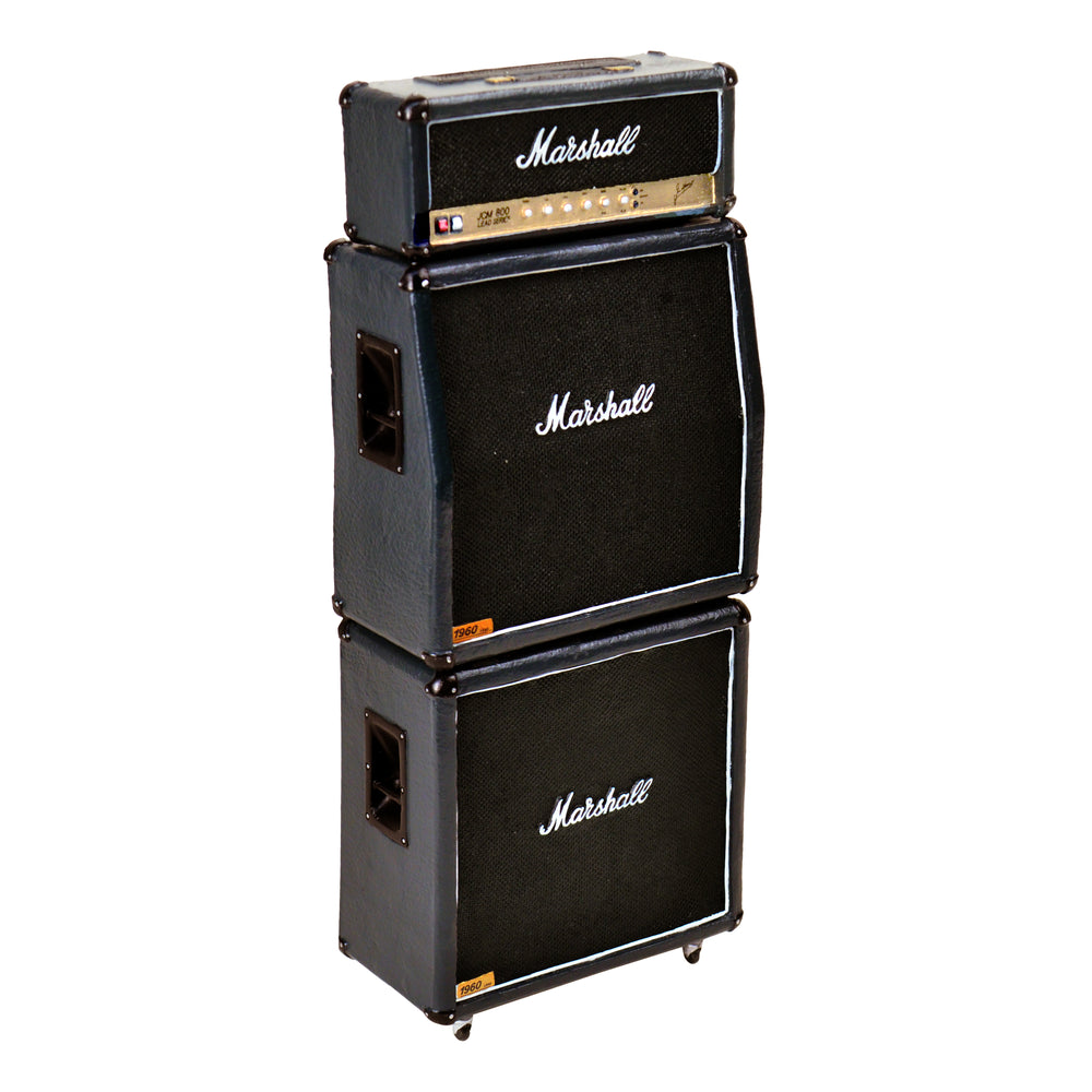 KnuckleBonz Collectible: 2014 Marshall JCM 800 Full Stack Amp Statue SOLD OUT!