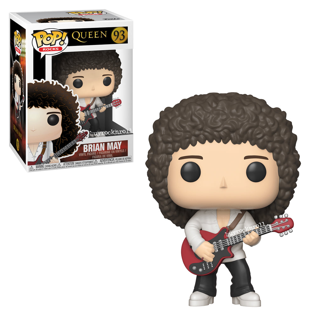 Queen Collectible Handpicked 2018 Funko Pop Rocks Set of 5 Figures