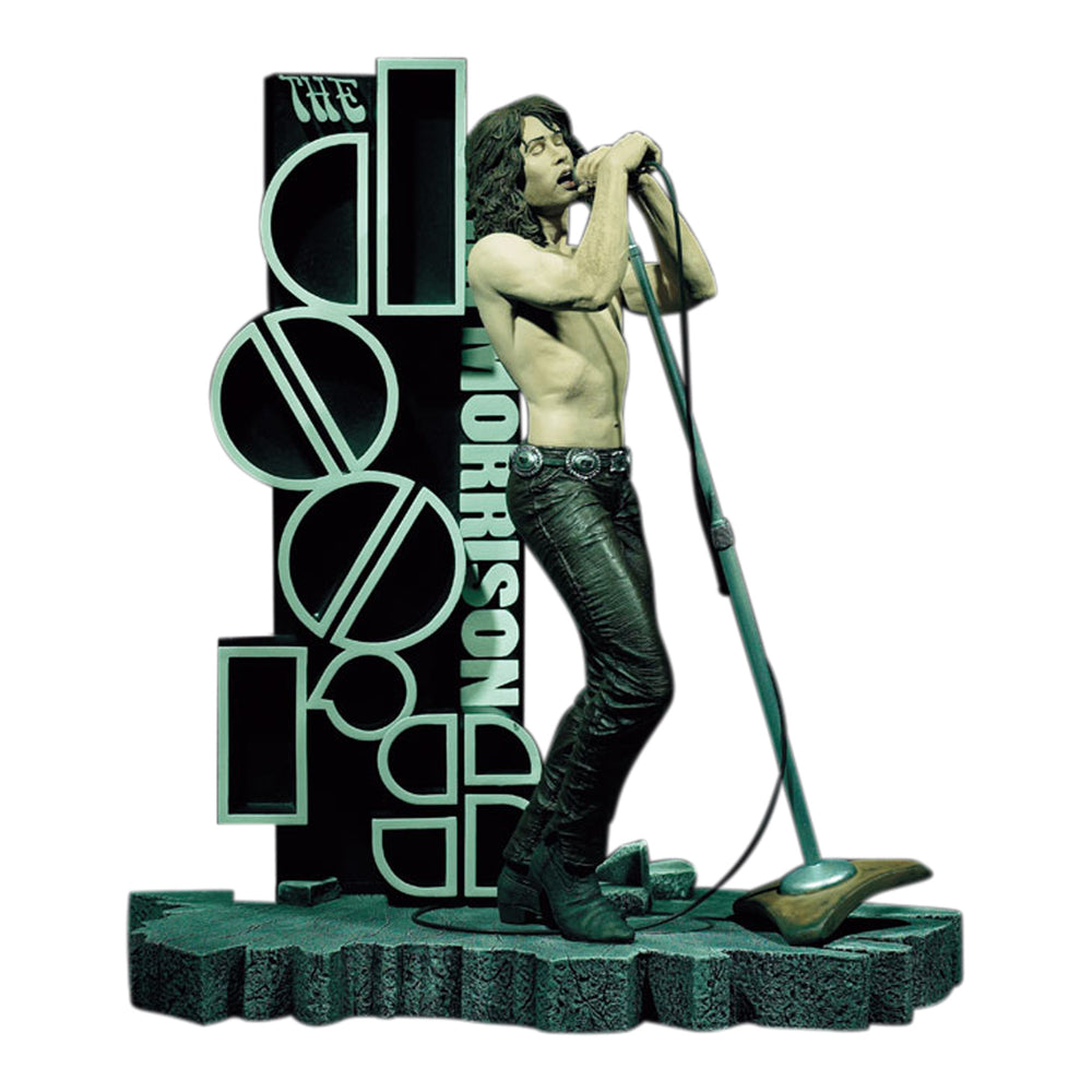 "The Doors Collectible: 2001 McFarlane Spawn Lizard King Jim Morrison 7"" Figure (C2)"