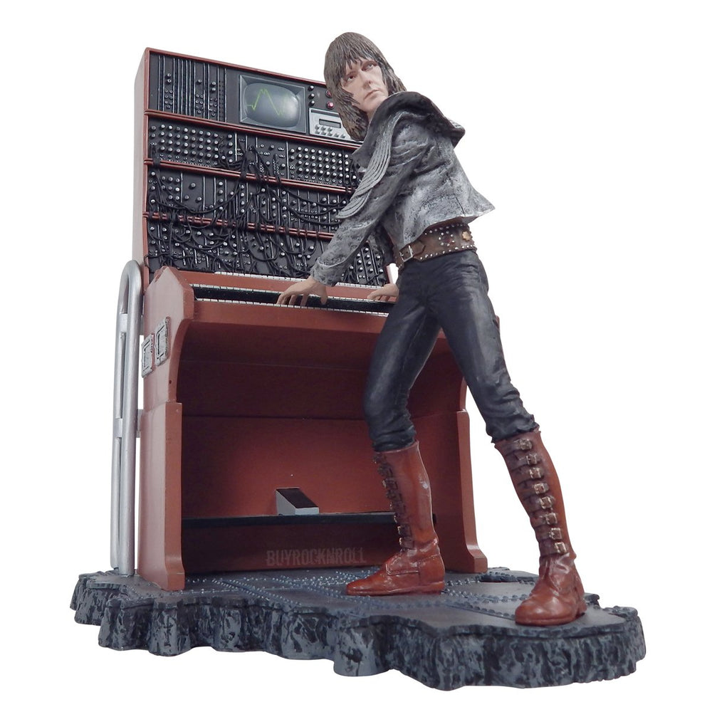 ELP Emerson Lake Palmer Collectible: 2006 KnuckleBonz Rock Iconz Keith Emerson Statue #559 - LAST ONE!
