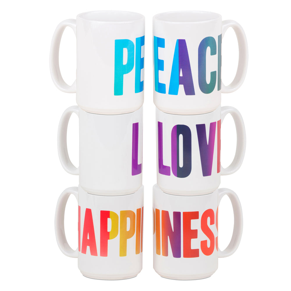 Peace Love & Happiness! – BuyRockNRoll
