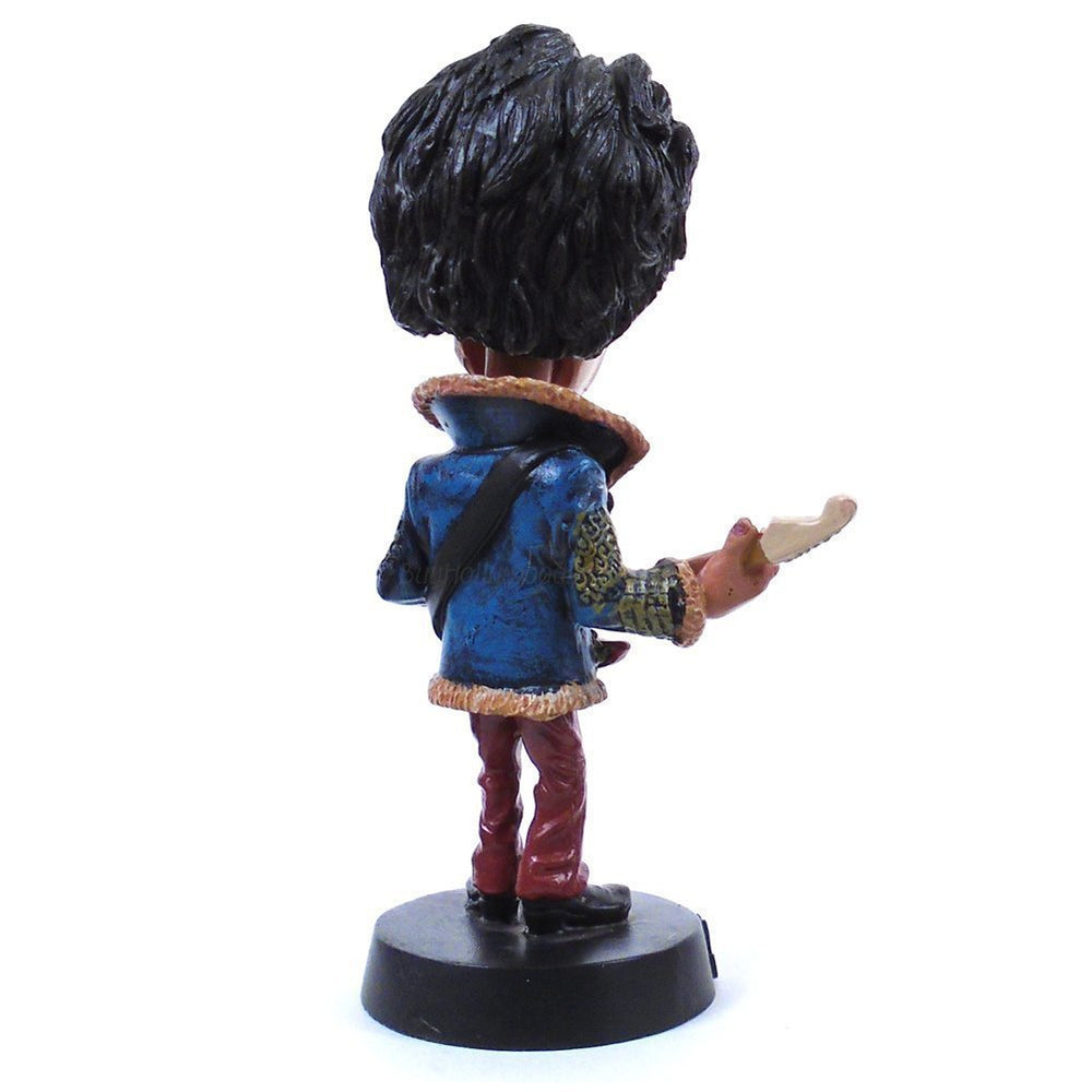 Jimi Hendrix Collectible: 2014 Drastic Plastic Limited Edition Bobblehead