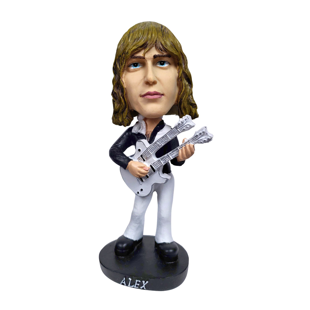 Rush Collectibles: 2014 Anthem Hand Painted Bobblehead Dolls
