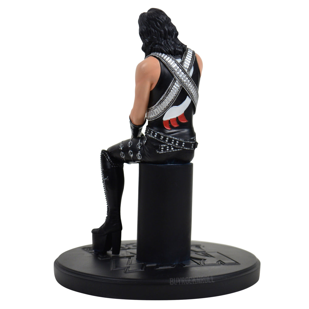 KISS Collectible 2016 KnuckleBonz Rock Iconz Alive II Peter Criss Statue