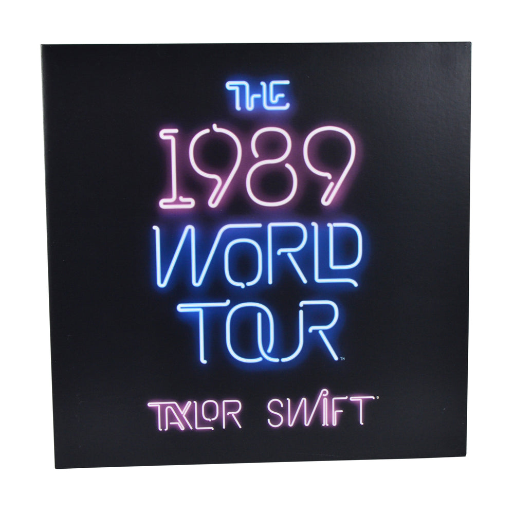 Taylor Swift Collectible: TAYLOR SWIFT The 1989 World Tour Litho Set