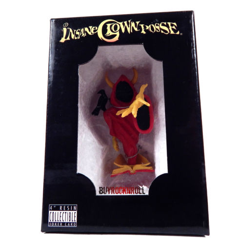 "Insane Clown Posse Collectible:2006 SOTA Toys ICP Wraith 3.5"" Mini Statue Figure"