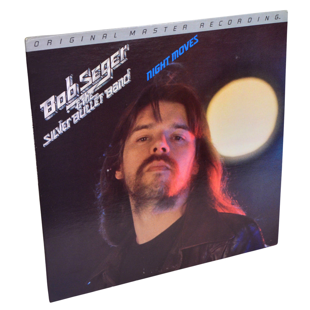 Mobile Fidelity 1980 Bob Seger The Silver Bullet Band Night Moves MFSL1-034 NICE!